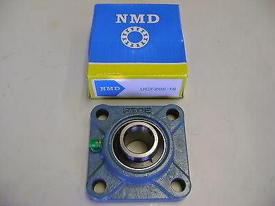Nmd Brand Excellent Quality Ucf205-16 1 4 Bolt Flange Mounted Unit Bearing