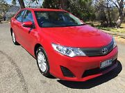 2015 Toyota Camry Sedan Glebe Hobart City Preview
