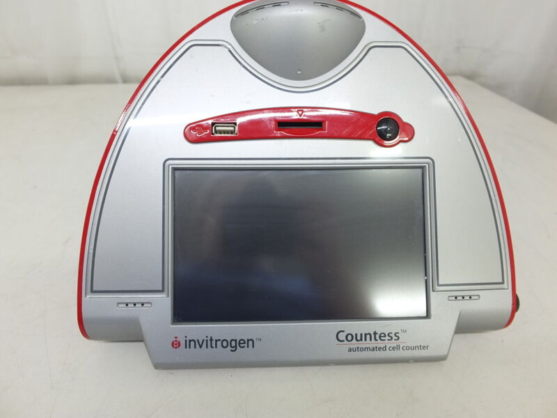Invitrogen Countess Automated Cell Counter Hemocytometer C10281