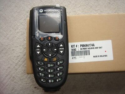 MOTOROLA PMHN4174A Effrontery first HOUSING FOR APX7500 03 CONTROL HEAD PMUN1034C or above