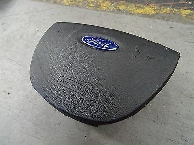 Ford focus air bag 4 spoke steering wheel airbag lx ghia 2005   2010