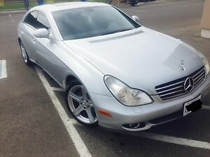 CLS 500 Benz  reduced