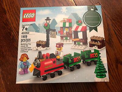 MISB LEGO Christmas Train Ride 40262 NEW