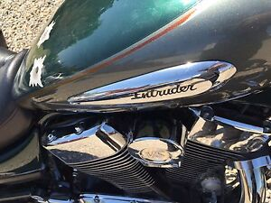 2000 Suzuki Intruder 1400 /w Fairing & Saddlebags