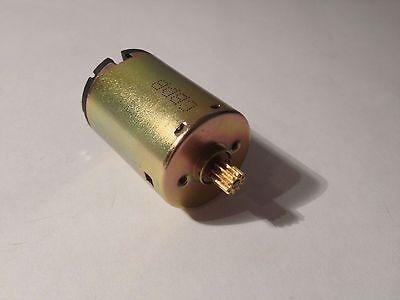 """""""IGARASHI""""  DC Motor elektrisch 12V 10000U/min Modellbau-mit Zahnrad---Neu"""