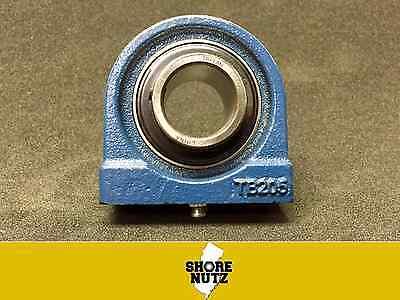 1 1 Tapped Base Uctb205-16 Salt Spreader Bearing Zerk Bottom Ucpa205-16 Ucpan