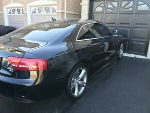 AUDI A5 PREMIUM S-LINE 6 SPEED MANUAL