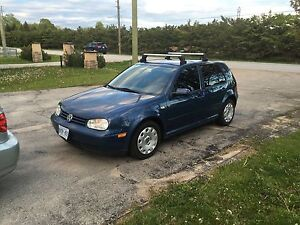 2007 Volkswagen Golf reduced price **As Is**