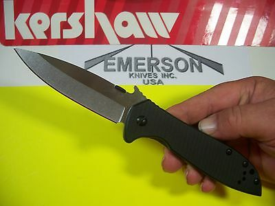 KERSHAW EMERSON - CQC-4KXL X-Large 3.9