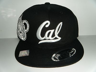 University Cal Berkeley Golden Bears Authentic Fitted Size 7 1/8 Hat NWT Cap