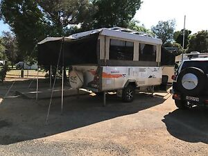 JAYCO SWAN OUTBACK 2011 Queanbeyan Queanbeyan Area Preview
