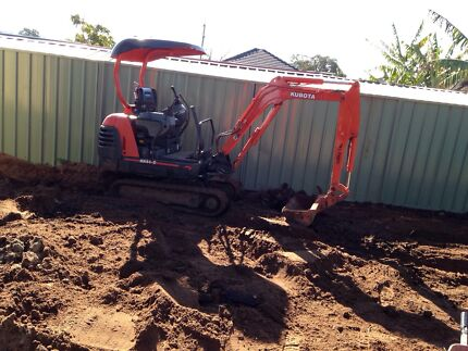 Excavation  Liverpool Liverpool Area Preview