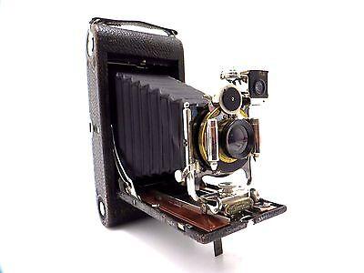 Kodak Folding Pocket No.3-A Mod C #264672-A + Rapid Rectilinear  wr095