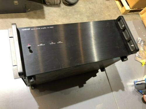 Heathkit AA-1600 Stereo Power Amplifier