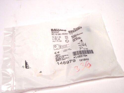 Balluff BES M12-NSC80F-S04G Inductive Proximity Sensor BES004F