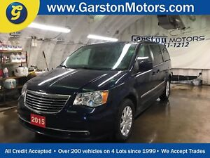 2015 Chrysler Town and Country Touring*Dual DVD/Blu-Ray Entertai