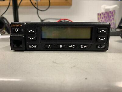 Kenwood Tk-980 800mhz Mobile Transceiver Radio