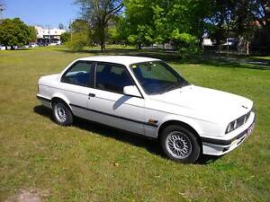 1990 BMW  E30 318is Twin Cam Coupe Camberwell Boroondara Area Preview