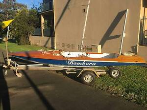 Fireball Intl Class two person high performance dinghy w/ trailer Richmond Yarra Area Preview