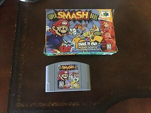 Nintendo 64 Games Complete in Box!
