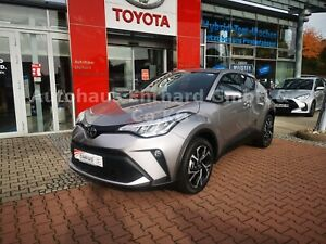 Toyota C-HR Team D Modell 2020 Apple/Android/LED