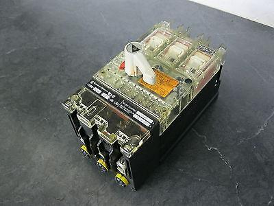 Klockner Moeller Nzmh6-63 Circuit Breaker 3 Pole Zm6-6.6-32 Trip Range 16-32 Amp