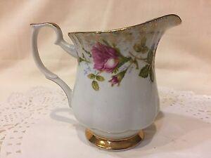 Vintage Chodziez Porcelain Creamer-