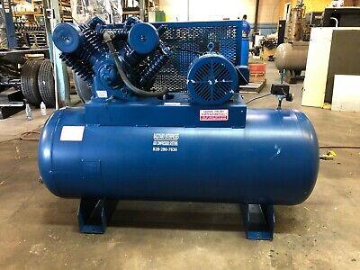 10 Hp Saylor Beall Industrial Air Compressor