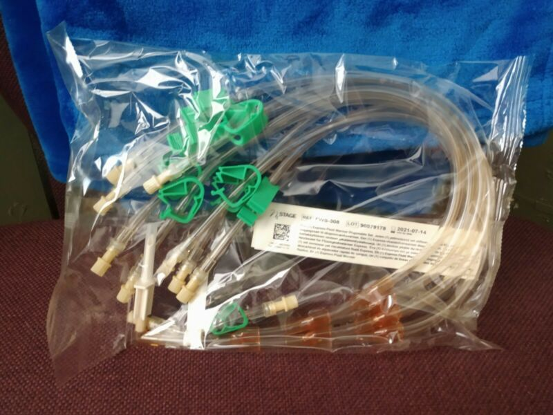 NxStage Express Fluid Warmer Disposable Sets - FWS-308 Sterile Packaged