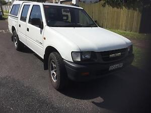 1999 Holden Rodeo Ute Wauchope Port Macquarie City Preview