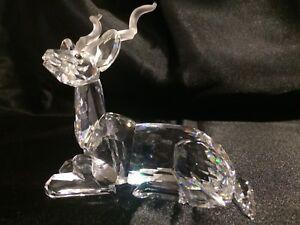 "Annual Edition 1994 ""The Kudu"" Swarovsky Crystal"