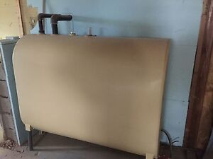Oil tank for furnace excellent condition