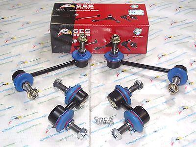 4Pcs Front   Rear Sway Bar Links For 97 01 Cr V K90667 K90668 K90669