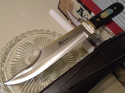 The Alamo Jim Bowie Huge Hunter Combat Collecter Knife Hgc Mc Ab01 17 1 2  New