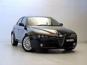 2007 Alfa Romeo 159 Sedan DIESEL Auto Wickham Newcastle Area Preview
