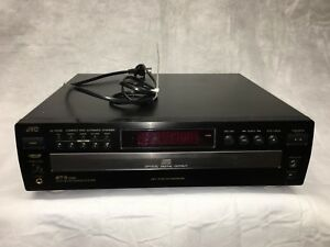 Hi quality JVC 5 CD changer in perfect working order