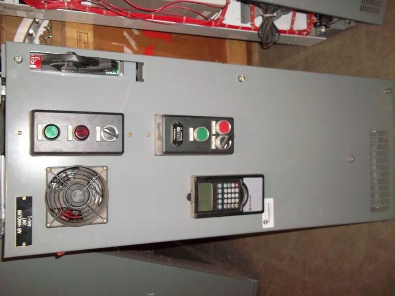 ALLEN BRADLEY 7.5HP POWERFLEX 700 DRIVE MCC MOTOR CONTROL BUCKET 20BD011A0AYNAND