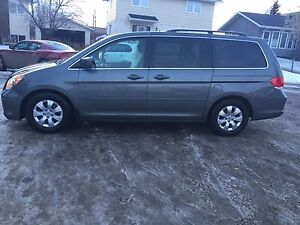 Honda Odyssey 2008 LOW KM NEED NOTHING
