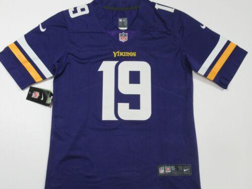 New Adam Thielen #19 Minnesota Vikings Limited VAPOR All Sew