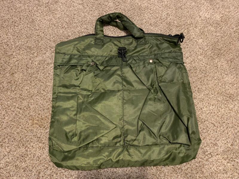 Green US Military Helmet Bag