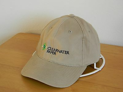 Cap New Clearwater Paper Flexfit High Quality Embroidered Logo
