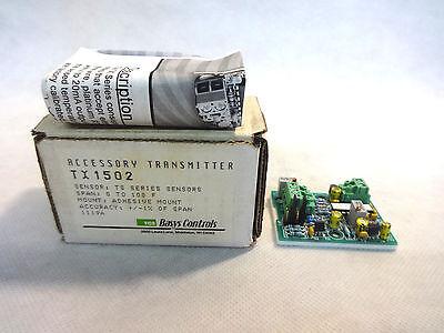 New In Box Basys Controls Tx1502 Ts Series Sensor