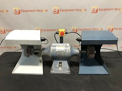Baldor 333B 3/4-Horsepower 3600 RPM Heavy Duty Industrial Buffer ...