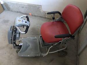 Tzora traveller disability scooter