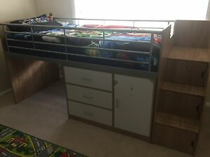 Children's Bed - Bilby Single, Space saving bed Tumbi Umbi Wyong Area Preview