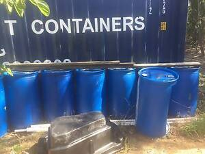 200 litre Plastic Drums Rosewood Ipswich City Preview