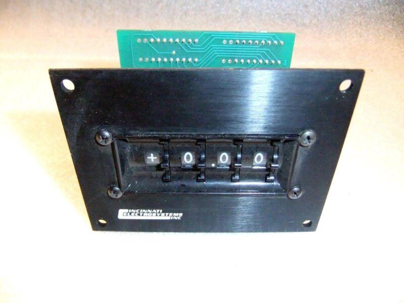 Fanuc / Cincinnati Electrocsystem Thumbwheel  Assem. 829-4-1