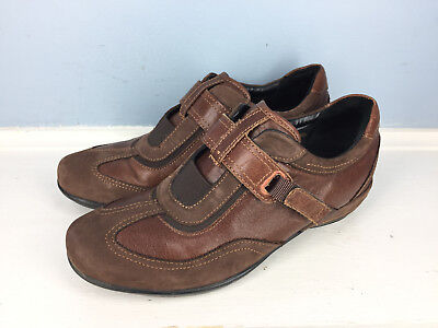Aetrex Brown Oxford - aetrex brown leather oxford casual comfort 9 Excellent Career