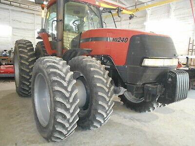 2000 Case Ih Mx240 Tractor Fwa 240hp Large 1000 Pto