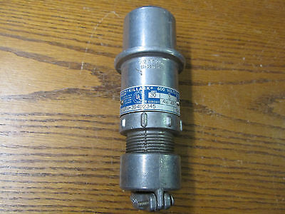 Hubbell Killark Wpw-304d2345 Pin And Sleeve Connector 4w-4p 600v 30a 3ph